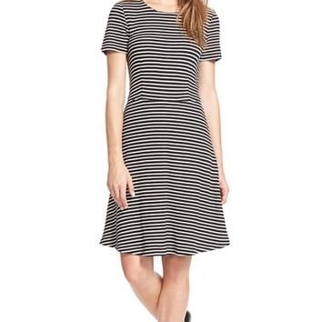 Women's Madewell 'Anywhere' Stripe Dress,