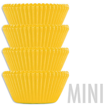 Mini Electric Yellow Baking Cups