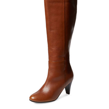 Seychelles Women's Fortune Hunter Leather Boot - Cognac -