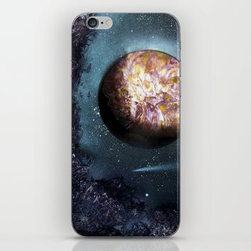 Passer By  iPhone & iPod Skin by Lunacy Eavee