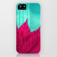 AUTUMN LEAVES iPhone Case by 📷 VIAINA | Society6