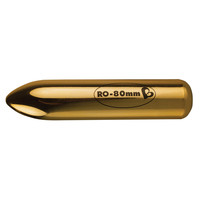 Gold Rechargeable RO-80 Bullet Vibe