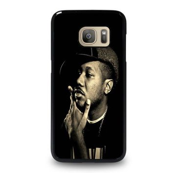 kendrick lamar samsung galaxy s7 case cover  number 1