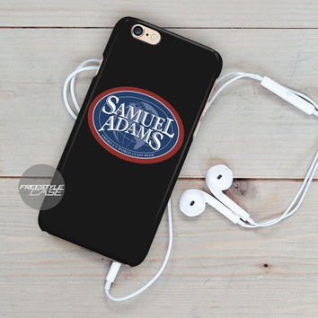 Sam Adams Beer Logo Black iPhone Case Cover Series