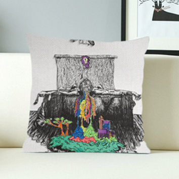 Twenty One Pilots Cover - Design Pillow Case with Black/White Color.