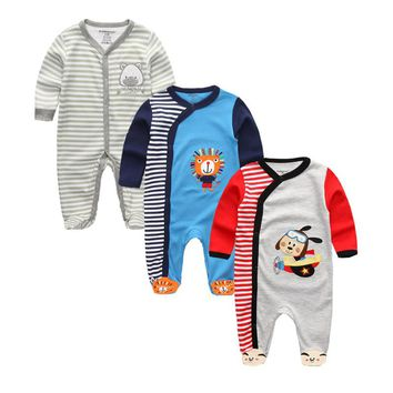 Baby Clothes Baby Toddler Romper Jumpsuit Baby Girl Clothes Baby Boy Newborn