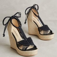 Paloma Barcelo Lucca Wedges