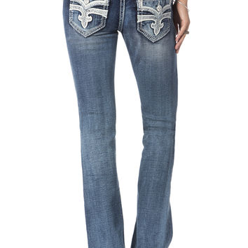 BARBILA B215 BOOT CUT JEAN