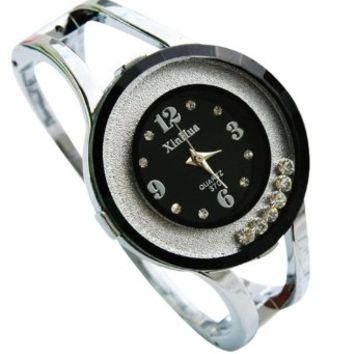 jeansian Womens Fashion Watch 3 Pins Stainless Steel New Quartz ZWA044