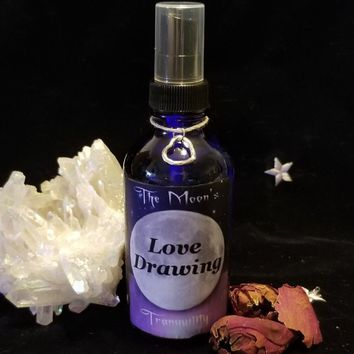 Love Intention Spray by The Moon's Tranquility