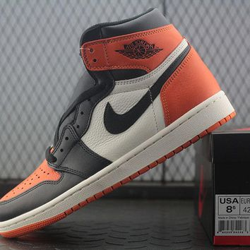Air Jordan 1 Retro High OG AJ1 Men Fashion Casual Sneakers Sport Shoes