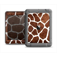 The Real Giraffe Animal Print Apple iPad Mini LifeProof Nuud Case Skin Set
