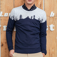 Holiday Men Winter Sweater