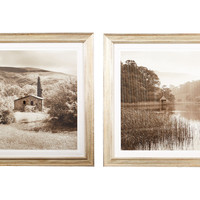 One Kings Lane - Lillian August - Charlie Waite Photographs, Set of 2