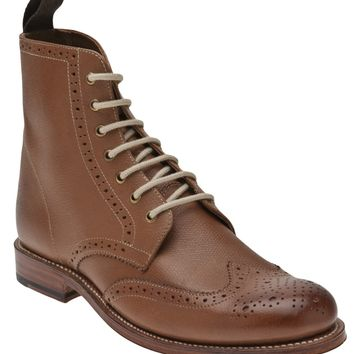 Grenson Ella Brogue Boot