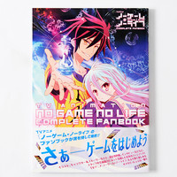 TV Anime No Game No Life Complete Fan Book