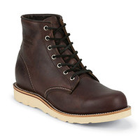 "Original Chippewa | 6"" Plain Toe Wedge (Cordovan)"