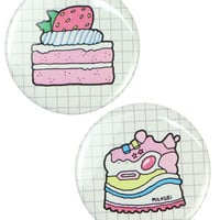 PINK STUFF PIN SET