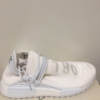 Adidas Pharrell Williams Human Race Nmd 'Blank Canvas' UK 10 BRAND NEW