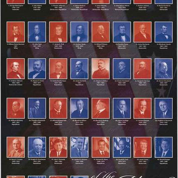 Presidents of the United States Poster 22x34