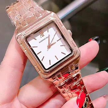 Audemars Piguet Women Fashion Quartz Watches Wrist Watch