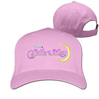 Club Sailor Moon Adjustable Golf Cap Hat