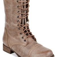 Steve Madden Women's Shoes, Troopa Boots - Shoes - Macy's