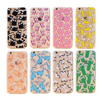 2016 Fashion 3D Eye Phone Capa Para Fundas Cover Case For Apple iPhone 4 4S 5 5S 5SE 6 6S 7 Plus Silicone Soft TPU Sleeve Shell