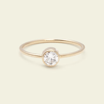 Acantha Customizable Diamond Solitaire