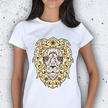 Lion Figure Women T-Shirt / Special Production (Limited Edition)