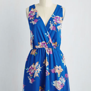 Botanical Garden Gambol Dress | Mod Retro Vintage Dresses | ModCloth.com