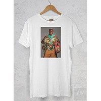 Floyd Mayweather 5 Belts Boxing Champion Undefeated T Shirt