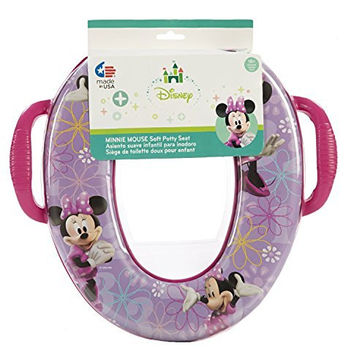 Ginsey Disney Minnie Mouse Soft Potty