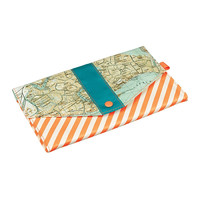 Wild and Wolf Metropolitan Collection, VENICE TRAVEL WALLET, travel accessories | Toad Hollow