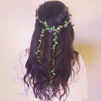 Flower Crown, Headband
