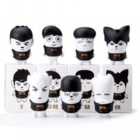 BTS Hip Hop Monster Official Merchandise - k-wavehouse.