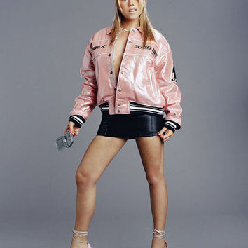 AVIREX Jacket - owned by MARIAH CAREY