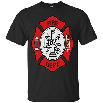 Fire Department Symbol T-Shirts