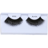 Thick and Long Black Eyelashes with Case