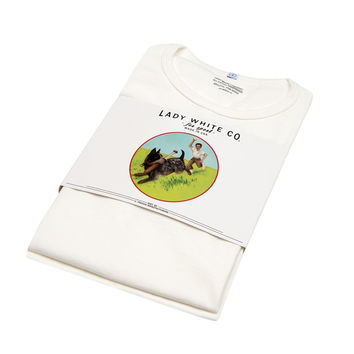 Lady White Co. Tees (2-Pack)