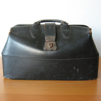 Vintage Medical Bag - Schell Doctor Bag