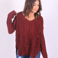 The Susanna Sweater