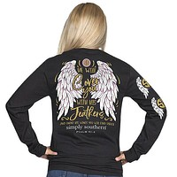 Feathers Long Sleeve