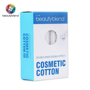 Beautyblend Makeup Cleansing Paper Cotton Facial Cleaning Box Portable Thickening Double Effect Cotton Cosmetic Pads #R-8013