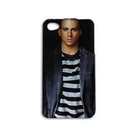 Cute Channing Tatum Hot Sexy Phone Case iPhone Hot New Cool Cover Fun Model Guy