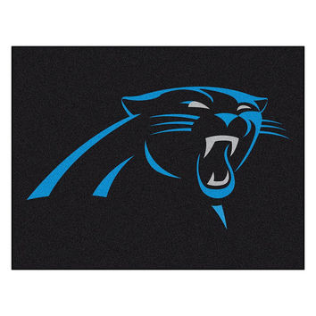 Carolina Panthers NFL All-Star Floor Mat (34x45)