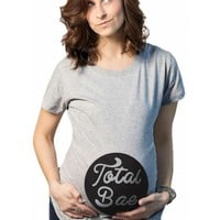 Total Bae Maternity Shirt