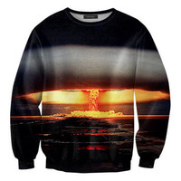 Mr. GUGU & Miss GO: Kaboom Sweatshirt Unisex Multi, at 9% off!