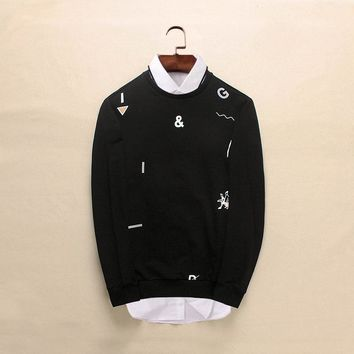 D&G Top Sweater Pullover-5