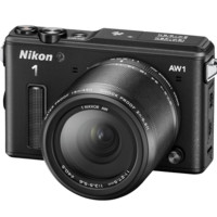 Nikon 1 AW1 | Waterproof, Shockproof, Freezeproof Advanced Camera with Interchangeable Lenses
